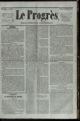 Le Progrès (1841-1914) 1847-10-28