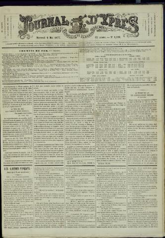 Journal d'Ypres (1874 - 1913) 1877-05-02