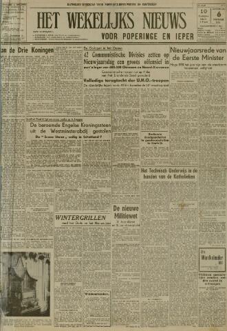Het Wekelijks Nieuws (1946-1990) 1951-01-06