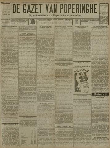 De Gazet van Poperinghe  (1921-1940) 1931-05-31
