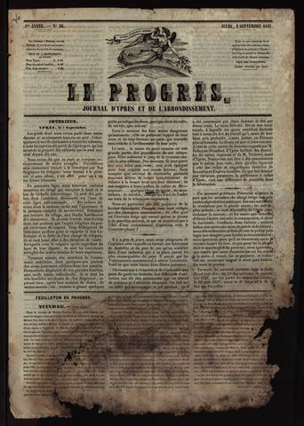 Le Progrès (1841-1914) 1841-09-02