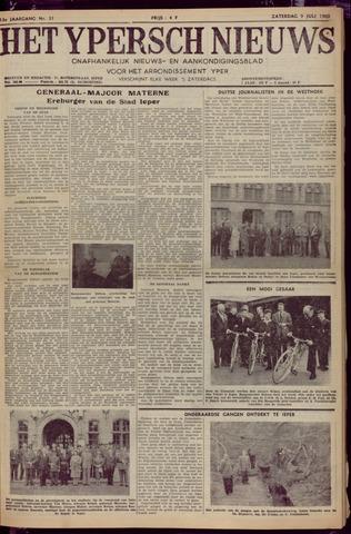 Het Ypersch nieuws (1929-1971) 1960-07-09