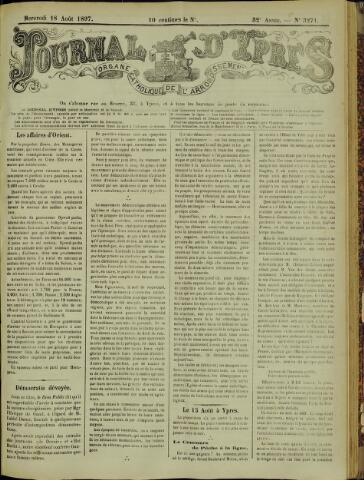 Journal d'Ypres (1874 - 1913) 1897-08-18