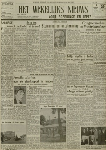 Het Wekelijks Nieuws (1946-1990) 1951-09-29