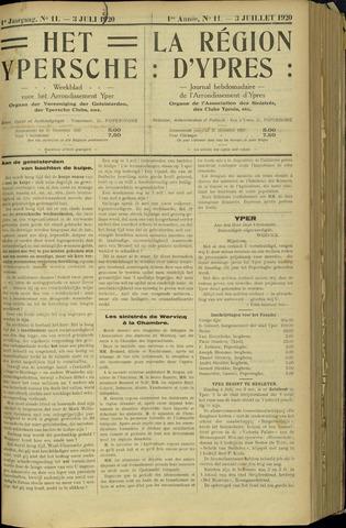 Het Ypersche (1925 - 1929) 1920-07-03
