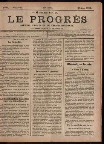 Le Progrès (1841-1914) 1897-03-28