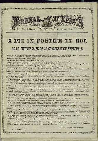 Journal d'Ypres (1874 - 1913) 1877-06-09