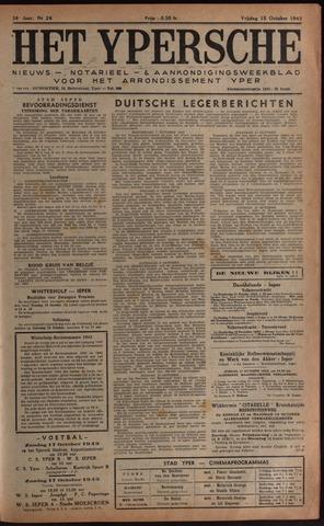 Het Ypersch nieuws (1929-1971) 1943-10-15