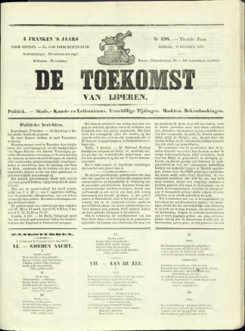 De Toekomst (1862 - 1894) 1871-10-08