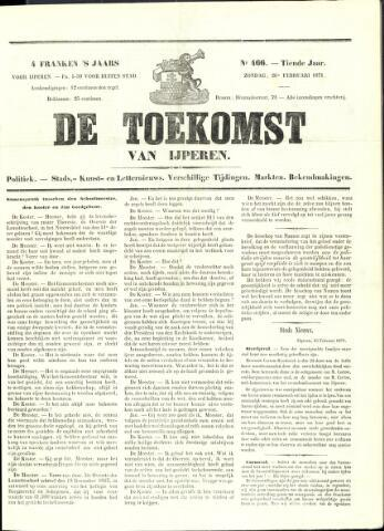 De Toekomst (1862 - 1894) 1871-02-26