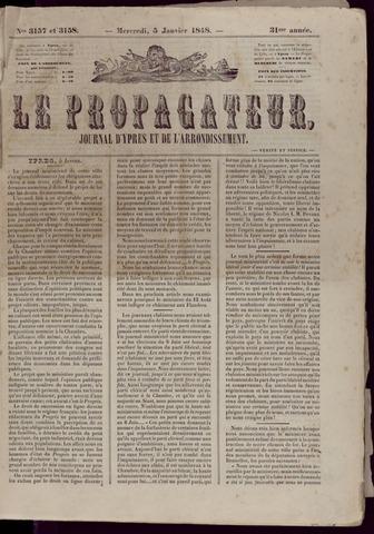Le Propagateur (1818-1871) 1848