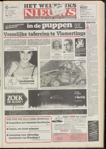 Het Wekelijks Nieuws (1946-1990) 1985-12-06