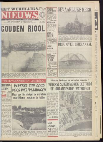 Het Wekelijks Nieuws (1946-1990) 1972