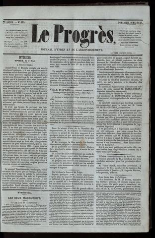 Le Progrès (1841-1914) 1847-05-02