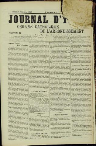Journal d'Ypres (1874 - 1913) 1906-12-08