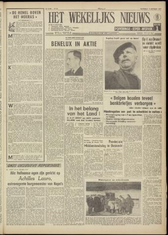Het Wekelijks Nieuws (1946-1990) 1957-10-19
