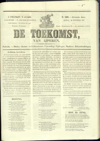 De Toekomst (1862 - 1894) 1868-09-20