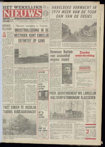 Het Wekelijks Nieuws (1946-1990) 1974