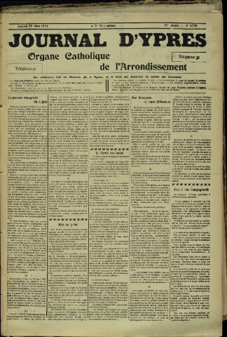 Journal d'Ypres (1874 - 1913) 1912-06-22