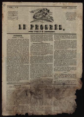Le Progrès (1841-1914) 1841-07-04