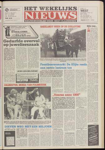 Het Wekelijks Nieuws (1946-1990) 1985-08-09