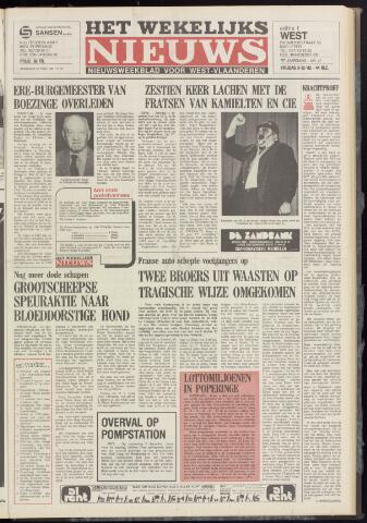 Het Wekelijks Nieuws (1946-1990) 1982-12-03