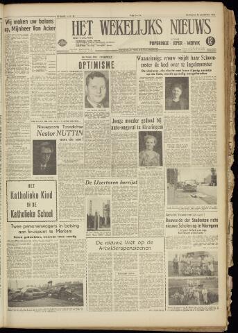 Het Wekelijks Nieuws (1946-1990) 1955-08-13
