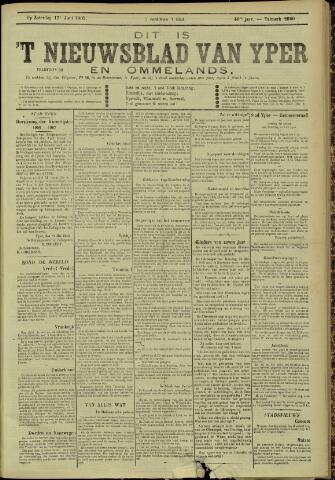 Nieuwsblad van Yperen en van het Arrondissement (1872 - 1912) 1905-06-17