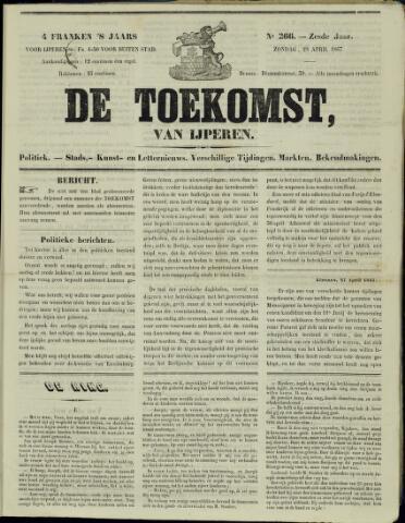 De Toekomst (1862 - 1894) 1867-04-28