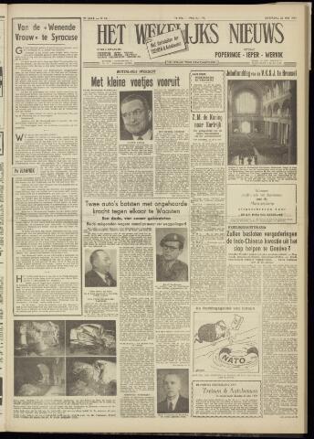 Het Wekelijks Nieuws (1946-1990) 1954-05-22