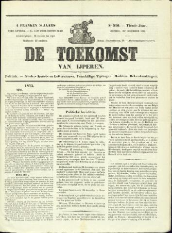 De Toekomst (1862 - 1894) 1871-12-31