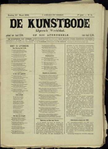 De Kunstbode (1880 - 1883) 1882-03-12