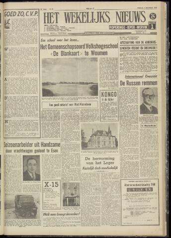 Het Wekelijks Nieuws (1946-1990) 1959-12-04
