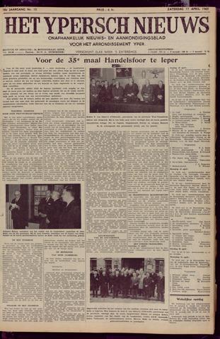 Het Ypersch nieuws (1929-1971) 1965-04-17