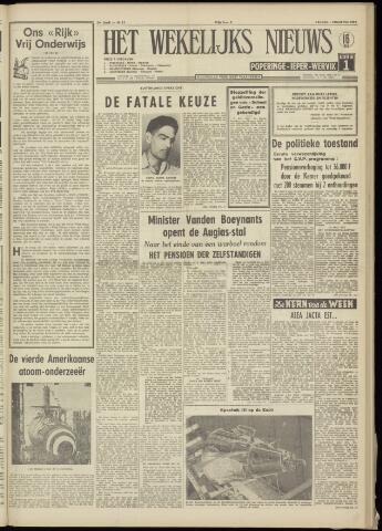 Het Wekelijks Nieuws (1946-1990) 1958-08-01