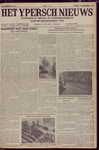 Het Ypersch nieuws (1929-1971) 1968-11-22