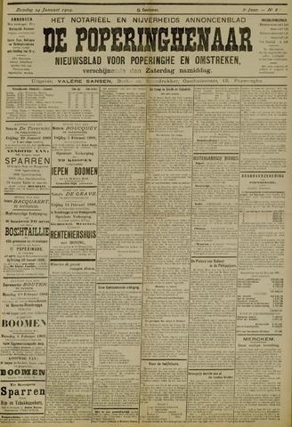 De Poperinghenaar (1904-1914,1919-1944)  1909-01-24