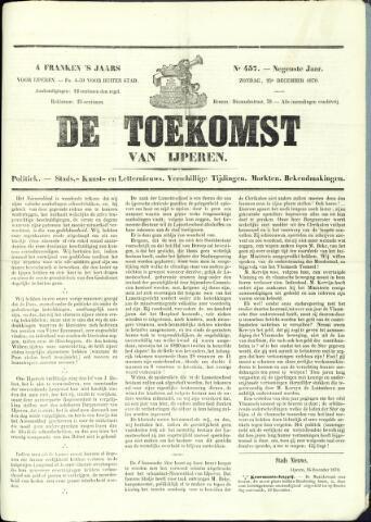 De Toekomst (1862 - 1894) 1870-12-25