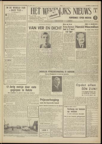 Het Wekelijks Nieuws (1946-1990) 1957-01-19