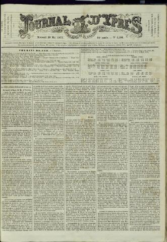 Journal d'Ypres (1874 - 1913) 1877-05-30