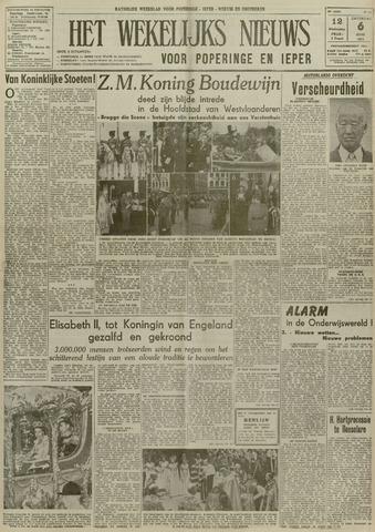 Het Wekelijks Nieuws (1946-1990) 1953-06-06