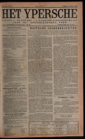 Het Ypersch nieuws (1929-1971) 1943-08-13