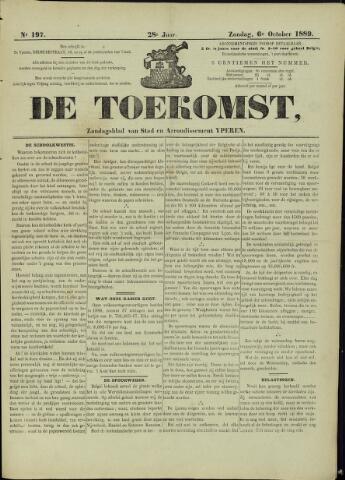De Toekomst (1862 - 1894) 1889-10-06