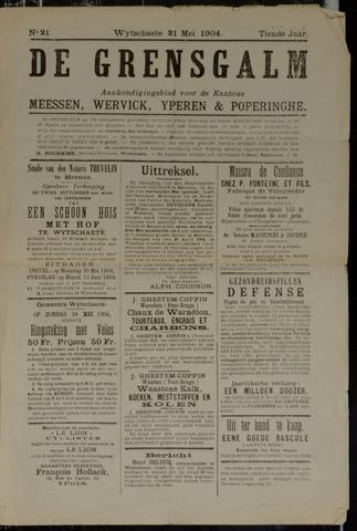 De Grensgalm (1895, 1901, 1902, 1904) 1904-05-21
