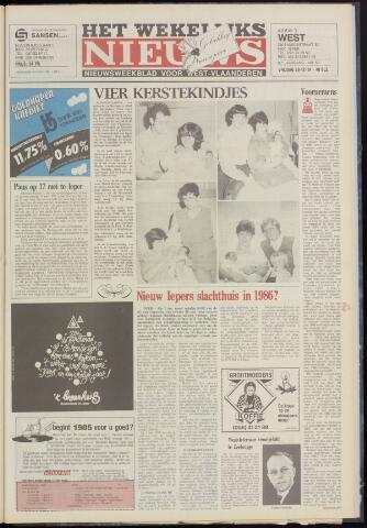 Het Wekelijks Nieuws (1946-1990) 1984-12-28