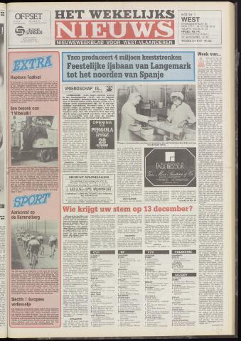 Het Wekelijks Nieuws (1946-1990) 1987-11-13