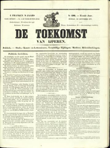 De Toekomst (1862 - 1894) 1871-09-24