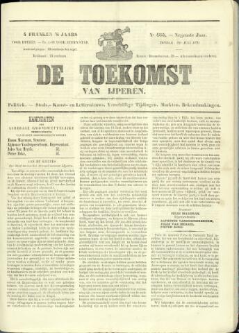 De Toekomst (1862 - 1894) 1870-07-24