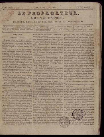 Le Propagateur (1818-1871) 1832