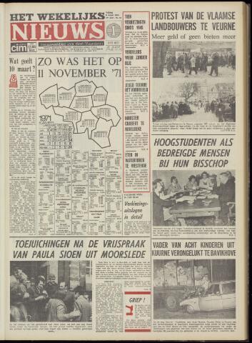 Het Wekelijks Nieuws (1946-1990) 1974-03-08